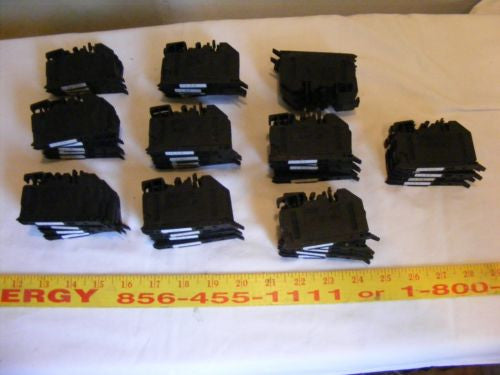 Lot of 23 Allen-Bradley 1492-H Terminal Blocks See Pictures