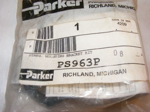 Parker PS963P 05 Reg. Mounting Bracket Kit New In Package