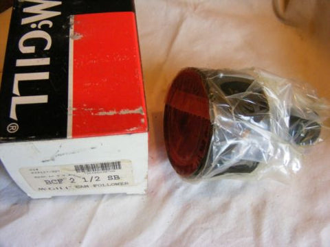 McGill BCF 2 1/2 SB Cam Follower NIB