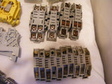 Lot of 150+ Allen-Bradley 1492-W10 Terminal Blocks See Pictures & Description