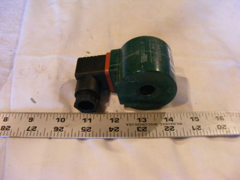 "Hansen HS6 Solenoid Valve Port 5/32"" For R717, R22 and R134a New No Box"