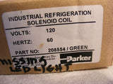 Parker Industrial Refrigeration 208554/Green Encapsulated Coil Missing LED Light