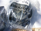 Rexroth 120 VAC Lighted Connector Coil and 6 ft Cable