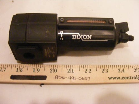 Dixon F73G-3M-MB Series 1 Manual Drain Air Line Filter