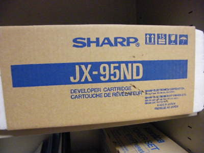 SHARP JX-95ND DEVELOPER/TONER CARTRIDGE NEW