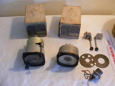 QUANTITY 2 VINTAGE ROLLER-SMITH AIRCRAFT  radio Altitude Altimeter DWELL