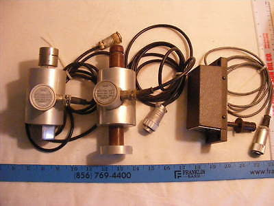 Quantity 3 Load Cells Two 300 LBS One 1,000 LBS