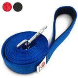 PetsLovers 1-layer 6ft Dog Leash - Blue - Pets Lovers Club - 1