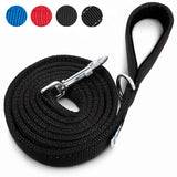 PetsLovers 2-layer 6ft Dog Leash - Reflective Black - Pets Lovers Club - 1
