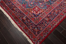 9' 7''x13' 2''Hand Knotted Wool Oriental Area Persian Rug