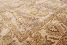 6'x9' Taupe Beige Sage, Tan, Brown, Multi Color Hand Knotted Persian Oriental Area Rug Wool Traditional Oriental Rug