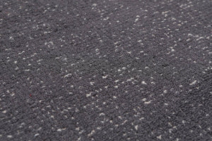 "4'3""x6"" Black White Green, Red, Yellow, Orange Color Hand Hooked Persian Oriental Area Rug Wool Traditional Oriental Rug"
