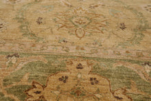 9' x 12' Asmara Hand Woven 100% wool Classic French Aubusson Area Rug 9x12