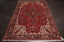 "8' x 10'10"" Handmade Wool & Art Silk Area rug Transitional"