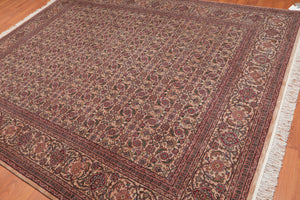 8' x 10' Hand Knotted Masterpiece 100% Wool 200 KPSI Persian Oriental Area Rug