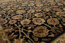"7'9"" x 9'8"" Hand Knotted Agra Tea Wash 150 KPSI Wool Persian Oriental Area rug"