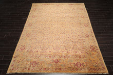 8' x 10' Hand Knotted 100% Wool Tibetan Persian Oriental Area rug Traditional