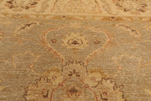 "7'10"" x 10' Hand Knotted Indian Agra Wool Persian Oriental Area Rug Traditional"