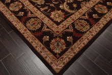 8' x 10' Hand Knotted 100% Wool Persian Oriental Area Rug Traditional