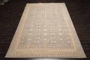 9' 6''x13' 6''Hand Tufted Wool Oriental Area Persian Rug