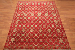"8'10"" x 11'8"" Hand Knotted 100% Wool Vegetable Dyes Persian Oriental Area Rug"