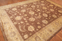 "8'9""x12'2"" Hand Knotted Wool Stone Wash Silky Sheen Persian Oriental Area Rug"