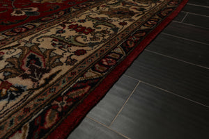 "8'9""x12'2"" Vintage Hand Knotted Authentic Oushak Wool Persian Oriental Area Rug"