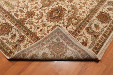"8'3"" x 11'9"" Hand Knotted 100% Wool Agra Persian Oriental Area Rug Traditional"