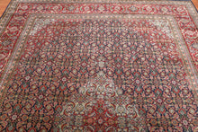 "8'10"" x 11'9"" Hand Knotted Wool 200 KPSI Masterpiece Bidjar Persian Area Rug"