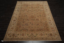 "9' x 11'6"" Hand Knotted Authentic Turkish Oushak Wool Persian Oriental Area Rug"