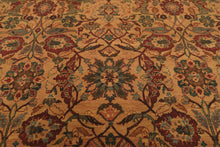 9' x 12' Hand Knotted 200 KPSI Vegetable Dyes Wool Persian Oriental Area Rug