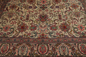 "8'4"" x 11'5"" Hand Knotted 250 KPSI Masterpiece Wool Persian Oriental Area Rug"