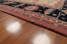 "8'11"" x 11'9"" Hand Knotted 100% Wool Persian Oriental Area Rug"