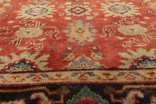 4' x6' Hand Knotted Wool Oriental Area Persian Rug