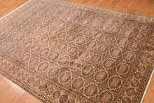 "6'5"" x 9'7"" Hand Knotted Kayseri Authentic Oushak Persian Oriental Area Rug"