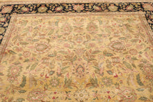"7'9"" x 9'8"" Hand Knotted Tea wash 100% Wool Persian Oriental Area rug"