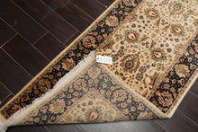 "8'2"" x 9'9"" Hand Knotted Vegetable dyes 200 KPSI Wool Persian Oriental Area Rug"