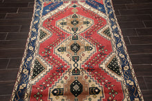 5x7 Hand Knotted Persian 100% Wool Traditional 200 KPSI Oriental Area Rug Ivory, Rose Color