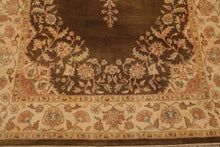 "5' x 7'9"" Hand Knotted Kermann 100% Wool Persian Oriental Area rug Traditional"