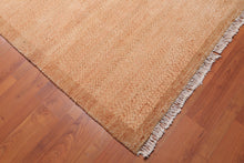 "6'1"" x 8'7"" Hand Knotted 100% Wool Tibetan Area rug Modern"