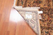 "6'6"" x 9'2"" Couristan Hand Finished 100% Wool Wilton Weave Area rug Traditional"