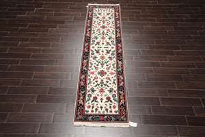 2' 6''x9' 10'' Hand Knotted  Wool Oriental Area Persian Rug