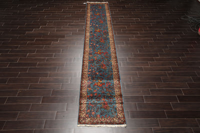 2' 8''x14' 9'' Hand Knotted  Wool Oriental Area Persian Rug