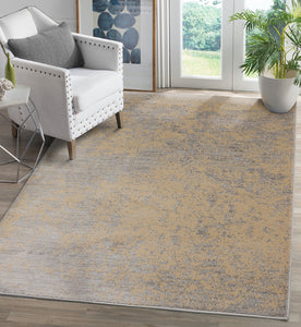 Gray Taupe Tan Color Machine Made Persian style rugs.