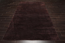 Oriental Rug of Houston Hand Knotted Wool Oriental Area Rug (6' x9' )