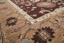 9' x 12' Nourison Nourmak Hand knotted Reversible Persian 100% wool Area rug