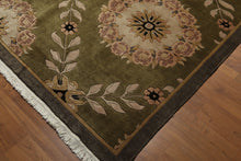 8' x 10' Euro style classic Tibetan Hand Knotted Area Rug Carpet Wool 8x10