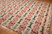 8' x 10' Handmade 100% Wool Turkish Oushak Oriental Area Rug 8x10