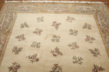 8' x 10' Euro style classic 100% Wool Tibetan Hand Knotted Area Rug Carpet 8x10