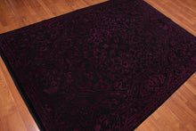 "5'6"" 'x 8 Moret's Styled in Italy 100% Wool Handmade Turkish Oriental Area Rug"